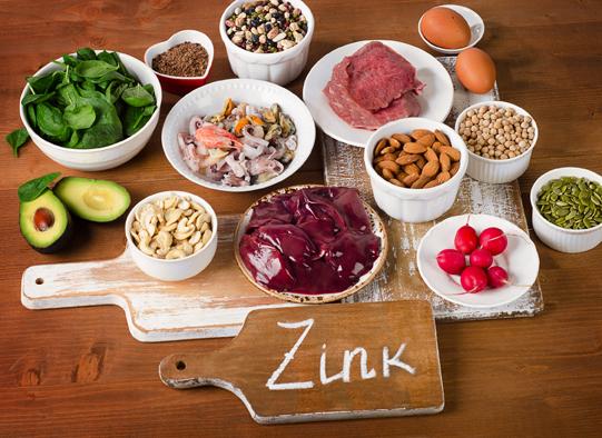 Wunderelement Zink (Foto: ©Fotolia/ bit24)