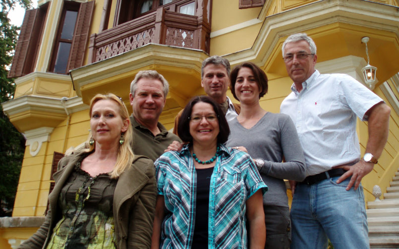PASS Vortragende ZAFI Wien - Foto (c) Schreder)